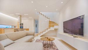 Come illuminare le scale di casa