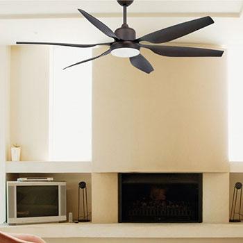 Ventilatore a lampadario FaroTilos 33466