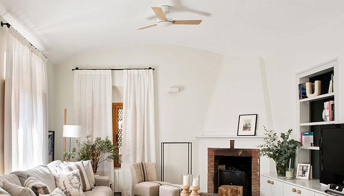 Ventilatori a lampadario per un estatte confortevole
