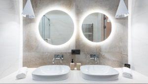 Come illuminare il bagno di casa
