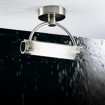 Lampada Archetto per il soffitto del bagno