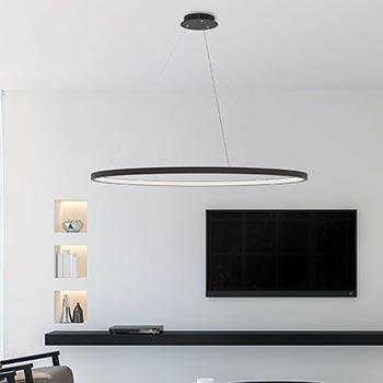 Scegliere il lampadario Sikrea Osloc 2611