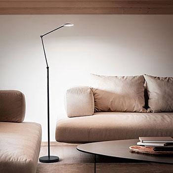 Piantana moderna per illuminare casa Perenz Joint 6824