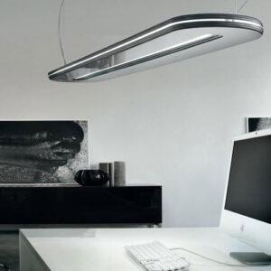 Illuminare ufficio con Morosini Oasi